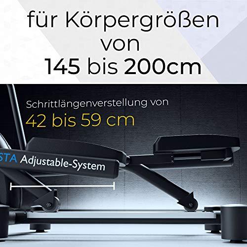 Crosstrainer CX 75 – Heimtrainer in Studioqualität Bild 2*