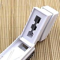 CUTICATE 2 En 1 Pill Cutter Tablet Divisor De Medicamento Divisor Contenedor Cajas
