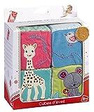 VULLI 230763 Entdeckerball Sophie la girafe, mehrfarbig