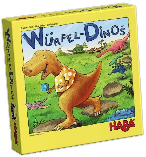Haba 4473 Würfel-Dinos