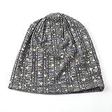 KPPONG Männer Frauen Winter Knit Ski Beanie Schädel Slouchy Stern Warme Häkeln Caps Hut