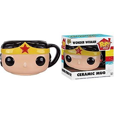 Funko - POP Home - DC - Wonder Woman Mug