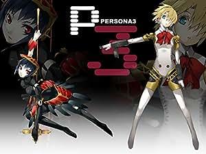 Shin Megami Tensei Persona 3 | 19inch x 14inch | Silk Printing Seide Plakat Poster 022