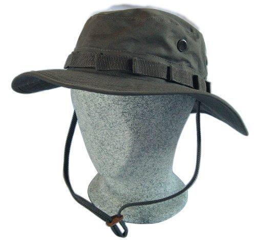 Commando Industries US Army Tropen Hut Boonie Hat Buschut Ripstop  Schlapphut in verschiedenen Farben und Größen 68fcc4a95d5