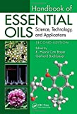 Handbook of Essential Oils: Science, Technology, and Applications, Second Edition