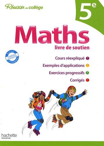 Maths livre de soutien 5ème