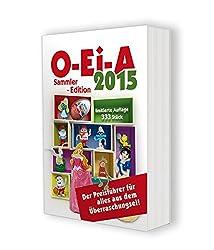 O-Ei-A 2015 - Sammler-Edition - Limitiert auf 333 Stück!