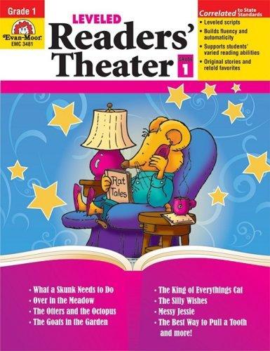 Leveled Readers' Theater, Grade 1 by Evan Moor (2008-12-01)