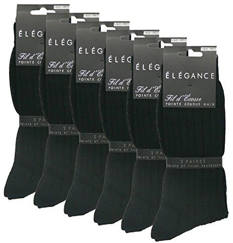 51ALmi6LBpL chaussette fil d'écosse avantage ⇒ Classement Meilleures Offres & Promos 2019 Chaussettes Chaussettes Classiques Vêtements Homme