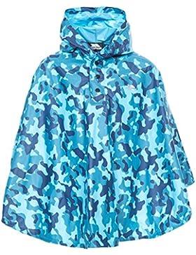 Trespass Boy's - Poncho, niño, color azul - azul, tamaño talla única