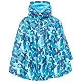 Trespass Boy's Soldier Poncho Taille unique Bleu - Bleu