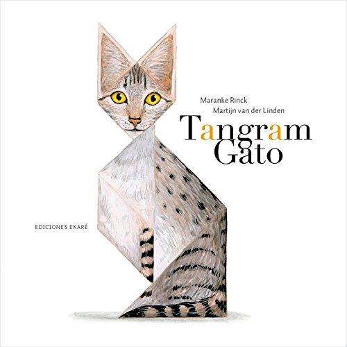 Tangram gato por Maranke Rinck