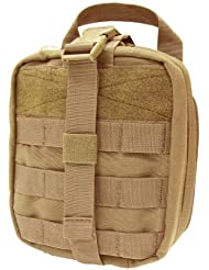 CONDOR MA41-003 Rip-Away EMT Pouch Coyote Tan