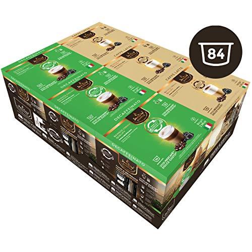 SanSiro No. 2 - Dolce Gusto kompatible Kaffeekapseln Sensitive Edition - 84 Kaffeekapseln