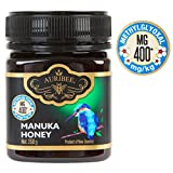 Auribee aktiver Premium Manuka Honig aus Neuseeland - zertifiziert MGO