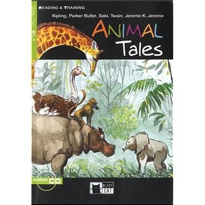 Animal Tales (1CD audio)
