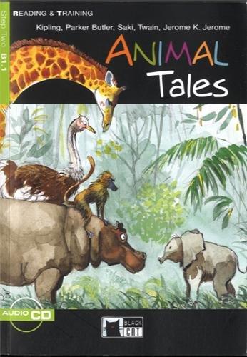 Animal Tales (1CD audio) par Rudyard Kipling