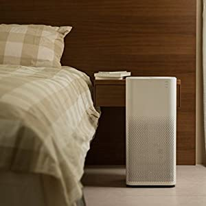 Dailyinshop Purificador de Aire Xiaomi 2 330m3 / h PM 2.5 MI Air Cleaner Control Remoto de teléfono Inteligente (Color: Blanco)