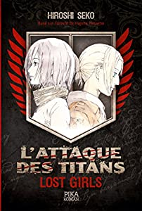 L'Attaque des Titans - Lost Girls Edition simple One-shot