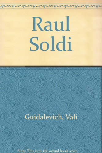 Raul Soldi por Vali Guidalevich