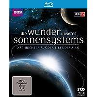 Die Wunder unseres Sonnensystems (+ DVD) [Blu-ray]