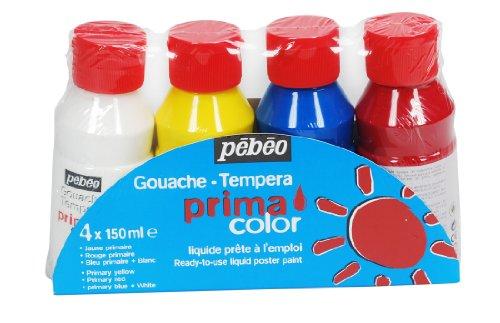 pebeo-055590-primacolor-pack-de-4-flacons-de-150-ml