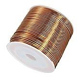 MYAMIA 1.0 Mm ² 5M Kupfer-Magnet Draht-Schweiß Kabel Emaillierter Draht