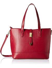 Caprese Women's Tote Bag (Garnet)
