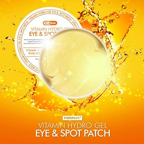 VITAMIN Hydro Gel for Eye & Spot Patch with Aloe