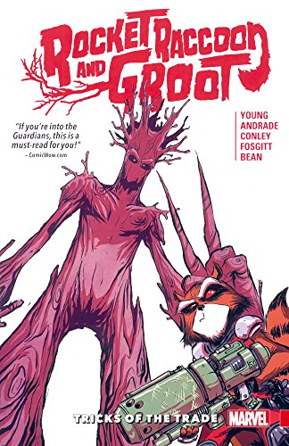 Rocket Raccoon & Groot, Volume 1: Tricks of the Trade (Rocket Raccoon and Groot)