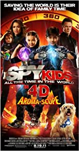 Spy Kids 4 [Blu-ray]