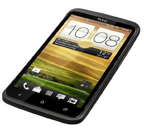 HTC One XL Black Schwarz X325u 32GB LTE Android Smartphone Ohne Simlock (Htc Black)