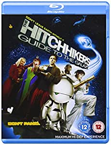 The Hitchhiker's Guide To The Galaxy [Blu-ray] [UK Import]