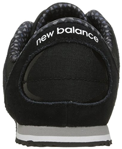 New Balance Women's 555 Casual Lifestyle Sneaker, Black/Graphic, 10 B US Black/Graphic