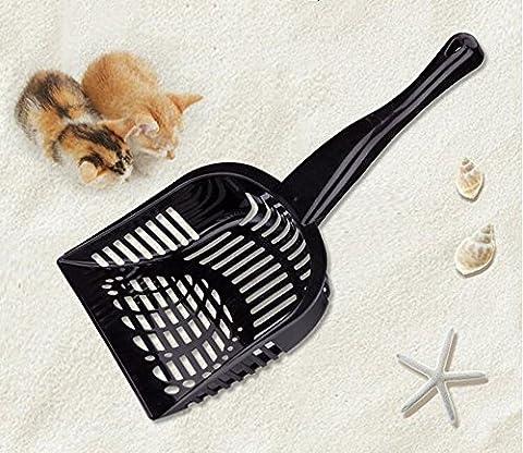Katzenstreuschaufel, PET Scoop Katzentoilette, Streuschaufel Kunststoff von Meleg Otthon