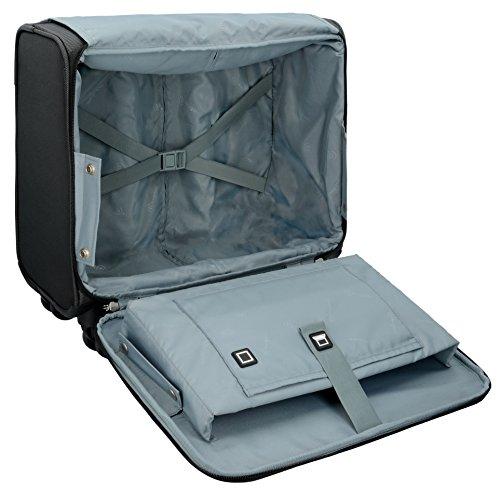 Bugatti Lima Business Trolley / Overnighter 43 cm mit Gepäckfach und Laptopfach - 7