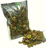 """Thermovip. Pot-pourri profumati di fiori secchi """"Giallo"""". Sacchetto di economico formato 150 gr."""