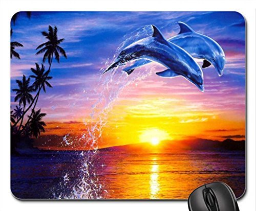 cristiano-riese-lassen-mouse-pad-mousepad-dolphins-mouse-pad