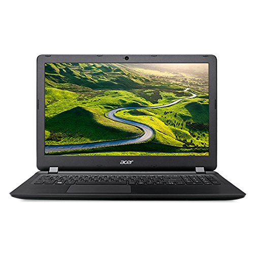 Acer Aspire 15.6-inch Laptop (7th Gen A4-7210/4GB/1TB/Linux/Integrated Graphics), Midnight Black