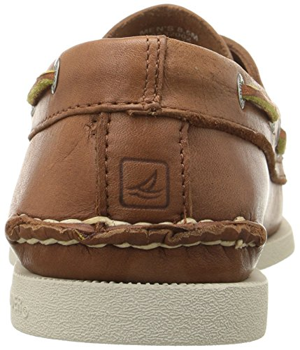 Sperry Top-sider A/o 2-eye, Chaussures bateau Homme Beige (Tan)