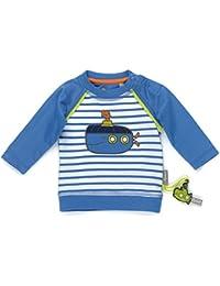 Sigikid Baby - Jungen Langarmshirts Langarm Shirt, Baby