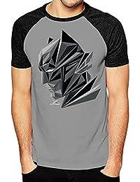 CID Batman Vs Superman - 3D Head T-Shirt Homme Multicolore FR : M (Taille Fabricant : M)