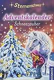 : Sternenschweif,Adventskalender: Schneezauber. Mit wundervollem Geschenkpapier.