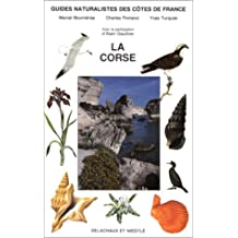 Guides naturalistes des côtes de France Tome 7 : La Corse