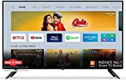 MI TV 4A 100 cm 40 Inches Full HD Android LED Smart TV with Data Saver (Black)