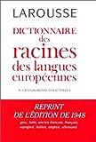 Dictionnaire des racines des langues européennes