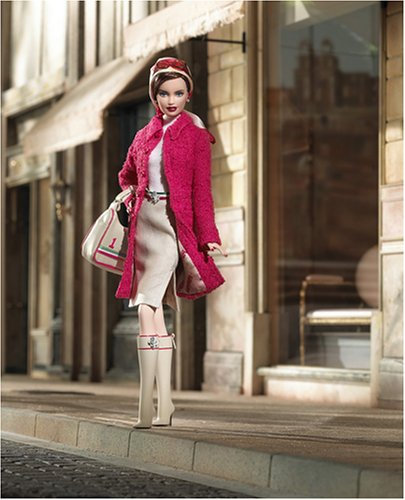 Barbie Sammlerstücke Designer Series: Ferrari (Barbie-sammlerstücke)