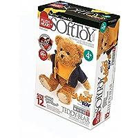 Plush Hearts - DIY Plush - Teddy Bear wearing a