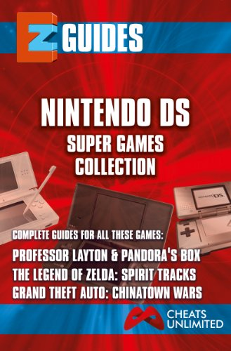 EZ Guides: The Nintendo DS Super Games Edition (English Edition) (Spiele Wii Training)