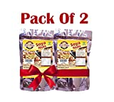 #1: Eat Soya Roasted Soya Nuts Salted 200gm Combo (Pack Of 2)